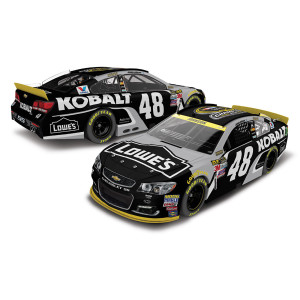 Jimmie Johnson #48 Kobalt 2016 Champ 1:24 Scale NASCAR Sprint Cup Series Die-Cast