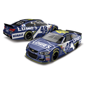 Jimmie Johnson 2017 NASCAR  No. 48 Lowes 1:64 Die-Cast