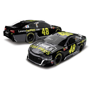 Jimmie Johnson 2018 NASCAR Cup Series No. 48 Lowes HO 1:24 Die-Cast