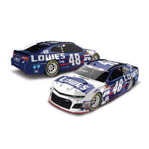 Jimmie Johnson 2018 NASCAR Patriotic HO 1:24 Die-Cast