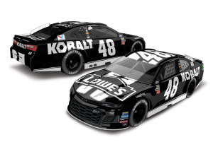 Jimmie Johnson 2018 NASCAR 2012 Throwback 1:64 Die-Cast