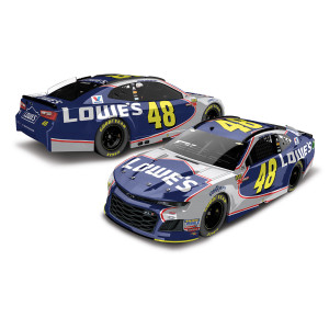 Jimmie Johnson 2018 NASCAR Lowe's Final Race in Homestead HO 1:24 Die-Cast