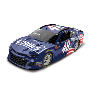 Jimmie Johnson 2018 NASCAR Lowe's Power of Pride 1:64 Die-Cast