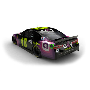 Jimmie Johnson 2019 NASCAR Ally 1:64 Die-Cast