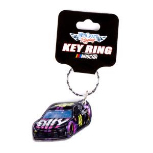 #48 Jimmie Johnson NASCAR 2019 Keychain
