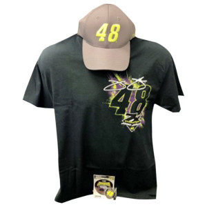 Jimmie Johnson 7x Champ Trackside Pack