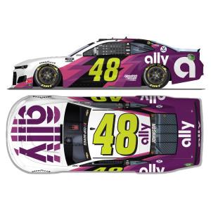 Jimmie Johnson No. 48 Ally Texas NASCAR Cup Series 1:64 - Die Cast
