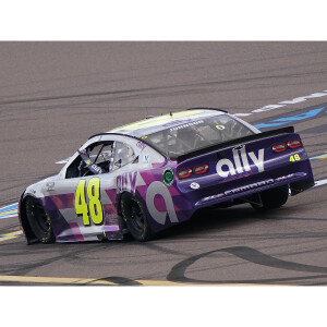 Jimmie Johnson No. 48 Ally Finale 2020 Raced Version HO 1:24 - Die Cast