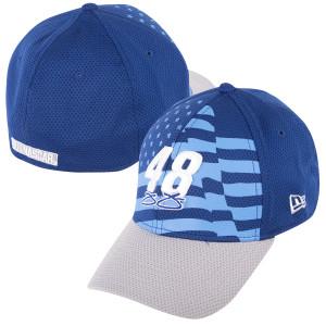 Jimmie Johnson #48 Stars & Stripes Hat