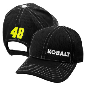 Jimmie Johnson #48 Official 2017 Team Hat - Kobalt