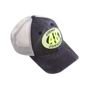 Jimmie Johnson #48 2018 NASCAR New Era 920 Patched Pride Lowes Hat