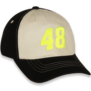 Jimmie Johnson #48 2020 Swift Adjustable Hat