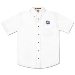 Team Lowe's Racing Short Sleeved Twill Shirt