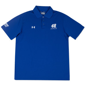 Jimmie Johnson #48 Performance Polo by Under Armour