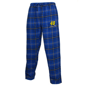 Jimmie Johnson #48 Ultimate Men's Flannel Pant