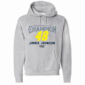 Jimmie Johnson 7X Champion Hoodie