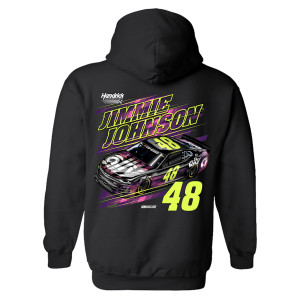 Jimmie Johnson #48 2020 Ally Black Hoodie