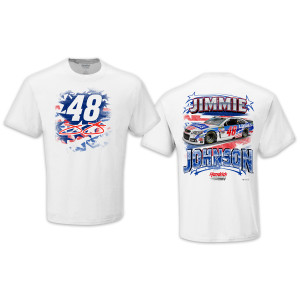 Jimmie Johnson 2015 LTD Edition EXCLUSIVE Patriotic T-shirt