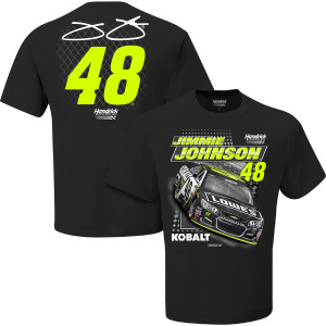 Jimmie Johnson #48 Kobalt T-shirt