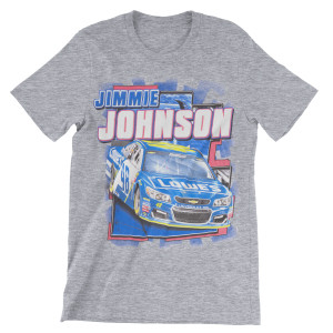 Jimmie Johnson #48 Breast Cancer Awareness T-shirt
