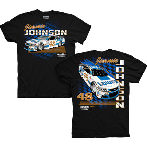 Jimmie Johnson 2017 #48 Darlington Graphic Car T-shirt