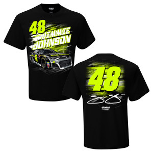 Jimmie Johnson #48 2018 Lowe's Torque 2-Spot T-shirt