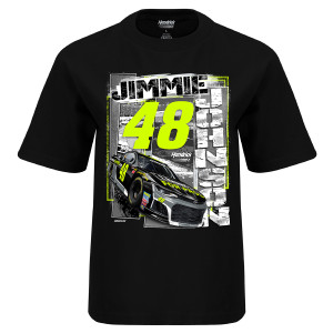 Jimmie Johnson #48 2018 Lowe's Youth Front Runner T-shirt