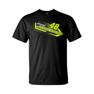 Jimmie Johnson #48 2018 NASCAR Fluorescent T-shirt
