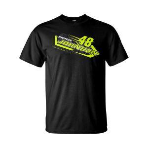 Jimmie Johnson #48 NASCAR Fluorescent T-shirt