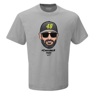 Jimmie Johnson #48 NASCAR Emoji T-shirt