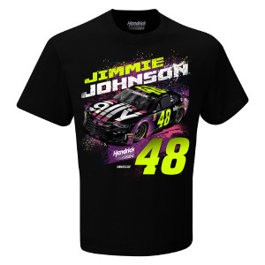 #48 NASCAR Jimmie Johnson Ally Financial Car T-shirt