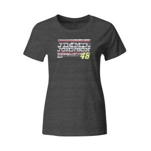 Jimmie Johnson Vintage Ladies T-shirt