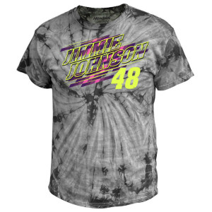 Jimmie Johnson #48 2020 Ally Car Tie Dye T-Shirt