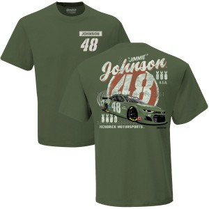 Jimmie Johnson #48 2020 Ally Patriotic T-shirt