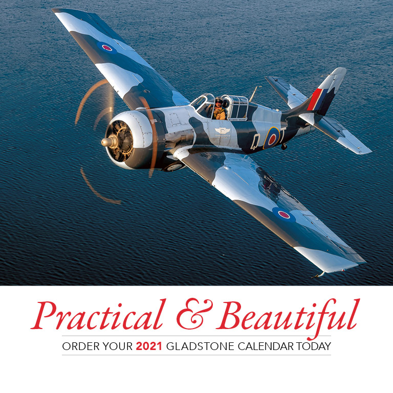 2021 Calendars | Practical and Beautiful | Order your 2021 Gladstone calendar today.