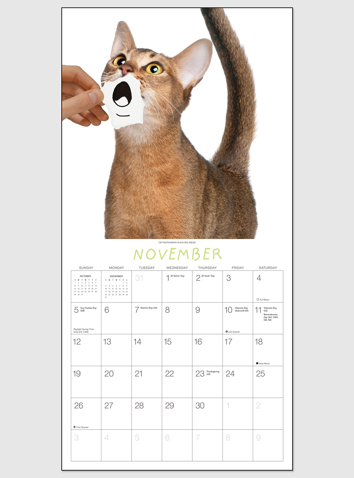 "Just for Grins 2017 <br/> 12"" x 12"" Wall Calendar"