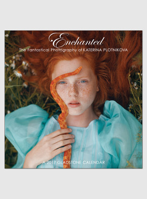 "Enchanted 2017 <br/> 12"" x 12"" Wall Calendar"
