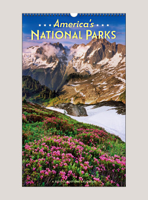 "2020 America's National Parks 12"" x 20"" BIG PICTURE™ CALENDAR"