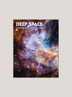 "2020 Deep Space 7"" x 9"" BIG MINI™ WALL CALENDAR"