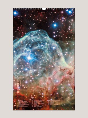"2020 Deep Space 12"" x 20"" BIG PICTURE™ CALENDAR"
