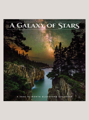 "2020 A Galaxy of Stars 12"" x 12"" WALL CALENDAR"