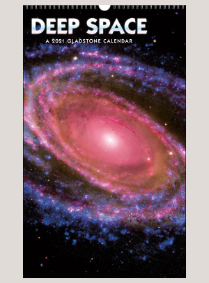 "2021 Deep Space 12"" x 20"" BIG PICTURE™ CALENDAR"