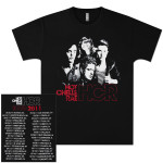 Hot Chelle Rae Fragment Tour T-Shirt