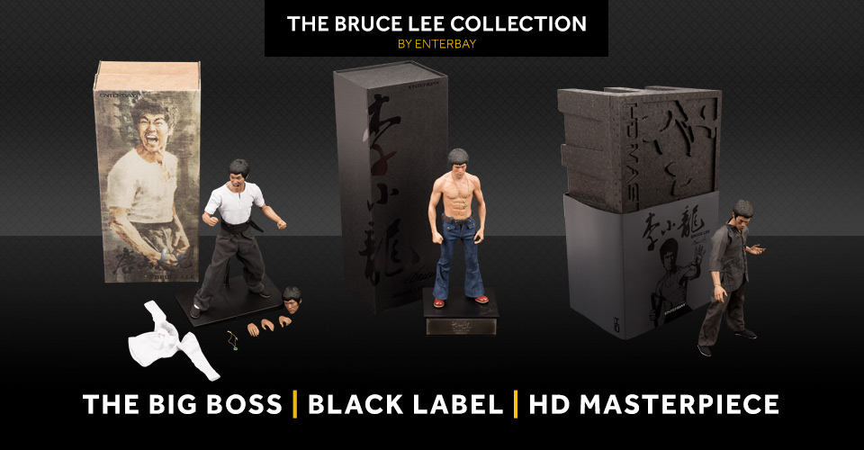 The Bruce Lee Collection by Enterbay