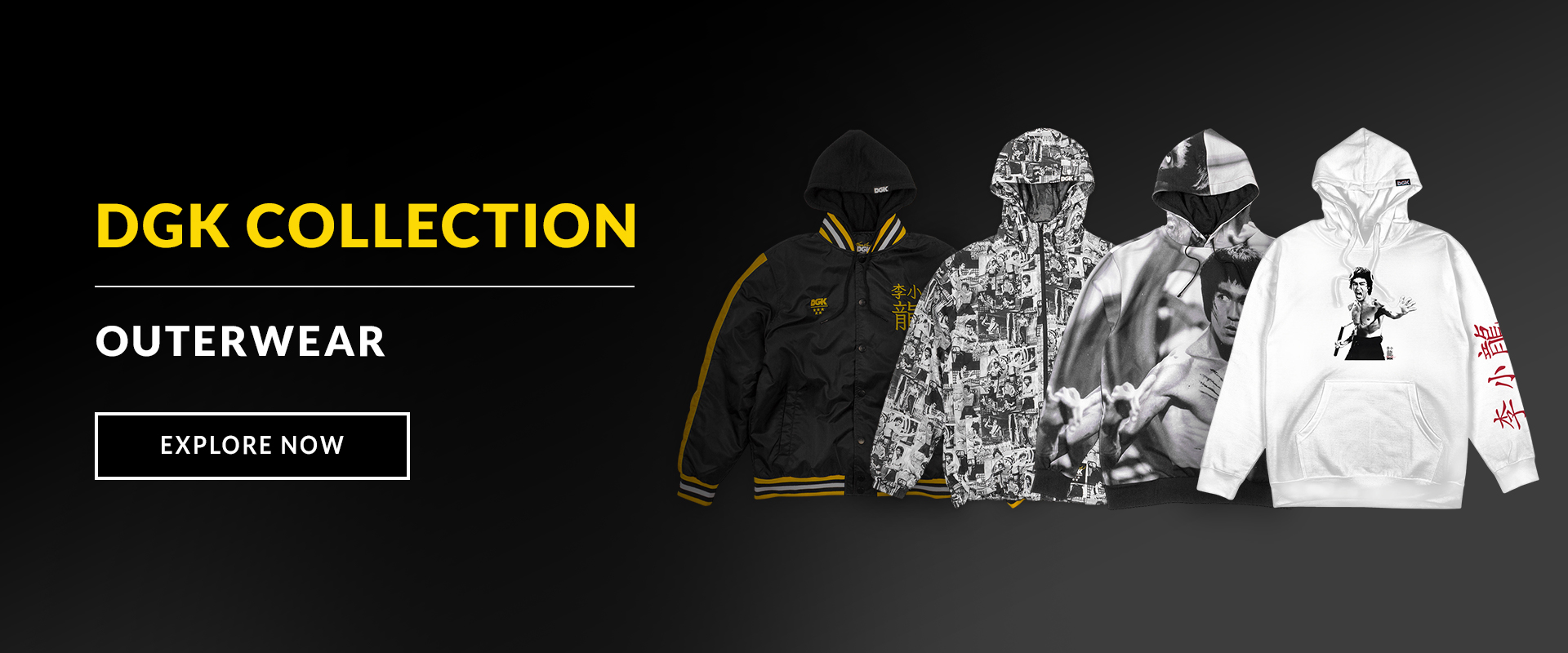 Bruce Lee DGK Collaboration