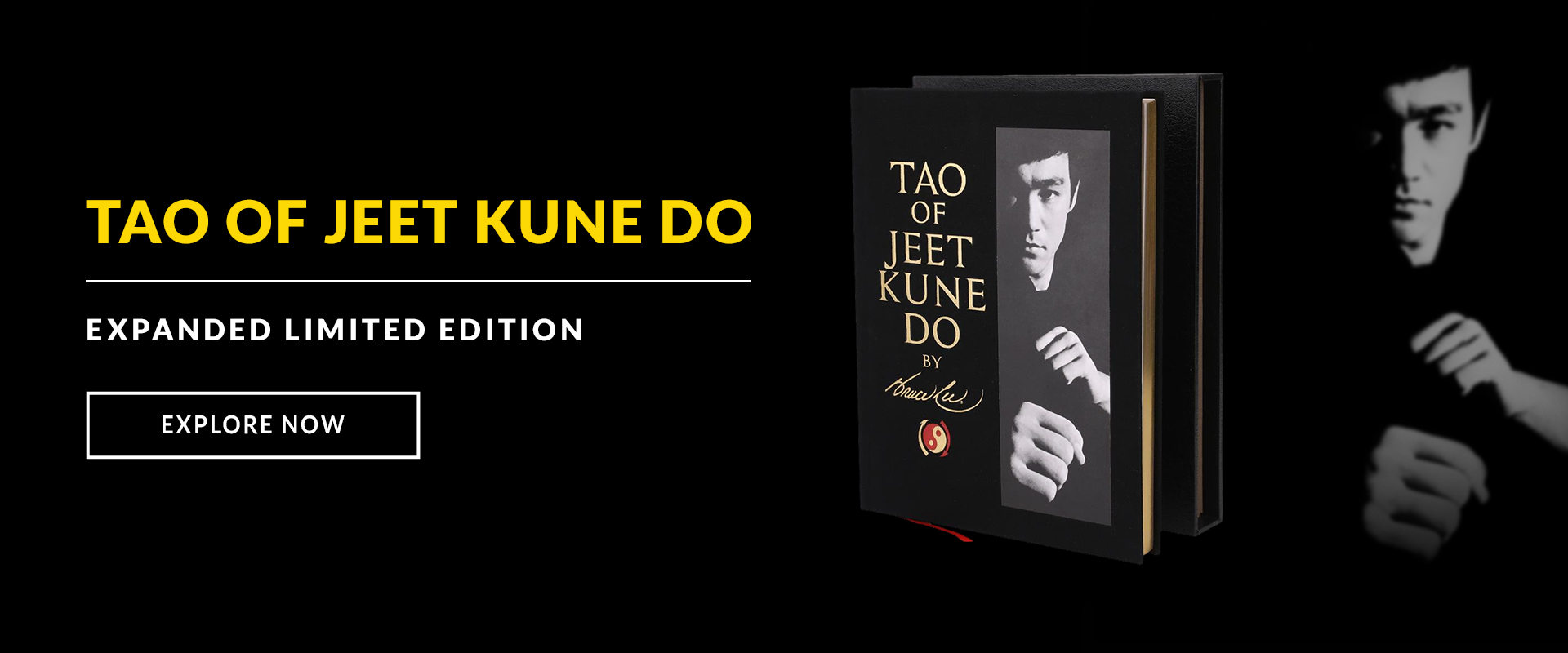 Tao of Jeet Kune Do: Limited Edition Book