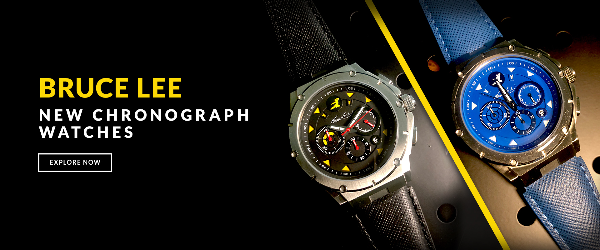 Bruce Lee Chronograph Watches