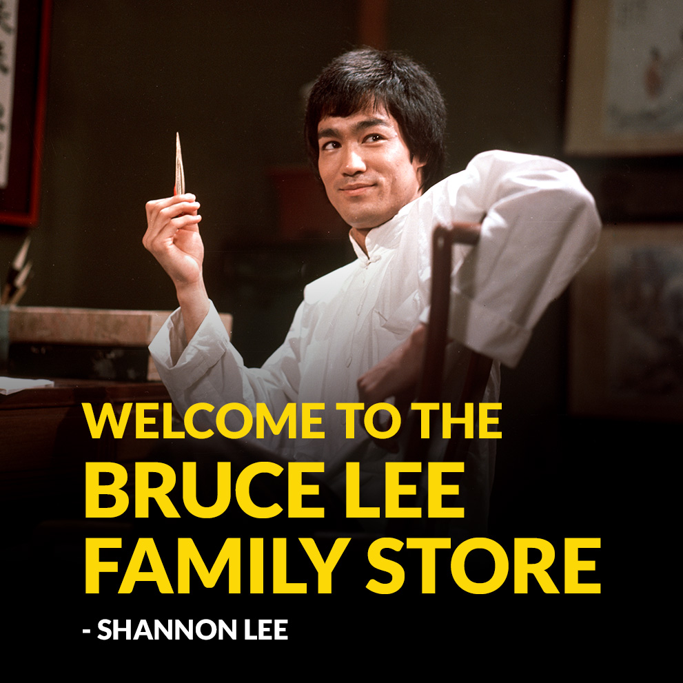 Welcome to the Bruce Lee Family Store