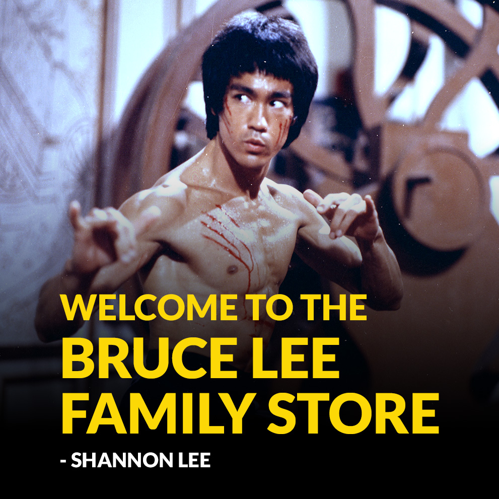 Welcome to the Bruce Lee Official Store