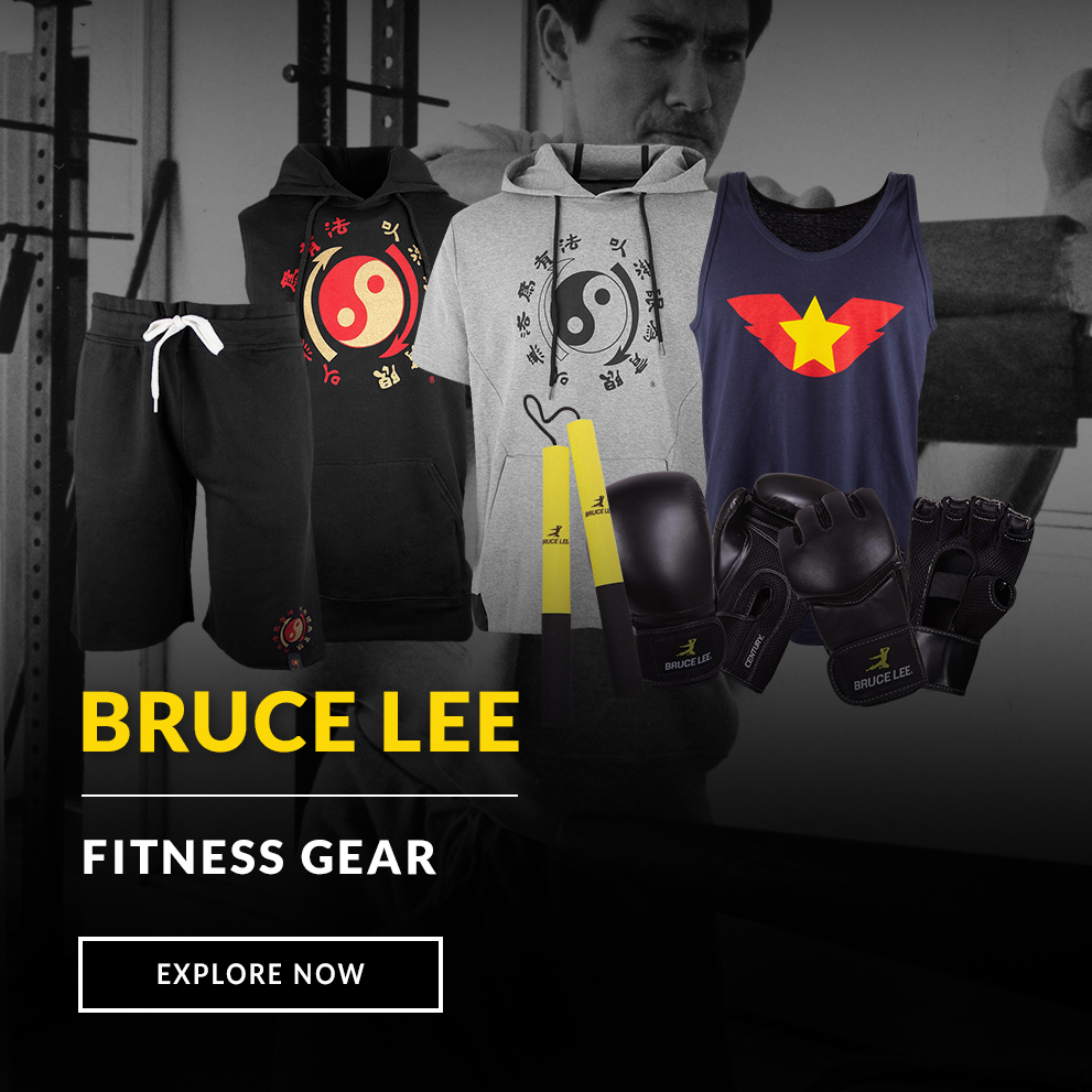 Bruce Lee Fitness Collection